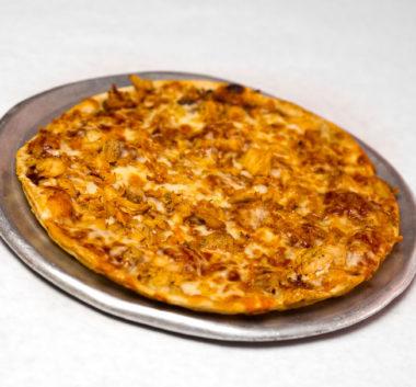 Chicken Pizza Pie